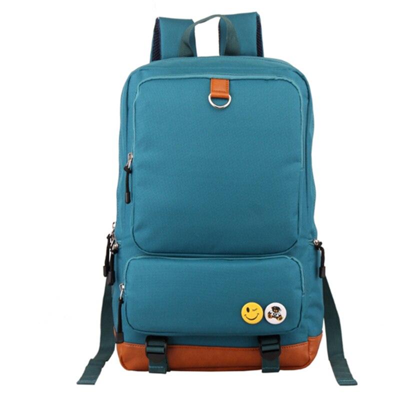 Mode étudiant sacs d'école pour adolescents garçons filles grande capacité école sac à dos mode Oxford tissu sac école fille sac mignon