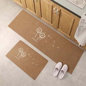 Image 4 - Antypoślizgowa długa mata kuchenna zestaw zmywalny dywanik do sypialni nowoczesna wycieraczka wejściowa dywany do salonu i dywaniki Tapis