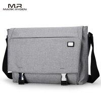 MarkRyden New Crossbody Bags For Men Water Repellent Messengers Bag Business Casual Shoulder Bags