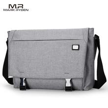 MarkRyden Neue Crossbody Taschen für Männer Wasserabweisend Botenstoffe Tasche Business Casual Schulter Taschen