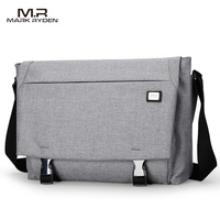 MarkRyden New Crossbody Bags For Men Water Repellent Messengers Bag Business Casual Shoulder Bags
