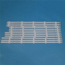лучшая цена 10 Lamps 1000mm LED Backlight Strip Kit For LG 50LN543V 50LN548C -ZB -ZA 50 inch TV Array LED Strips Backlight Bars Light Bands
