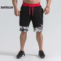 High Quality New Men Fitness Shorts Fashion Leisure Gyms Bodybuilding Workout Male Camouflage Short Brand SweatpantS