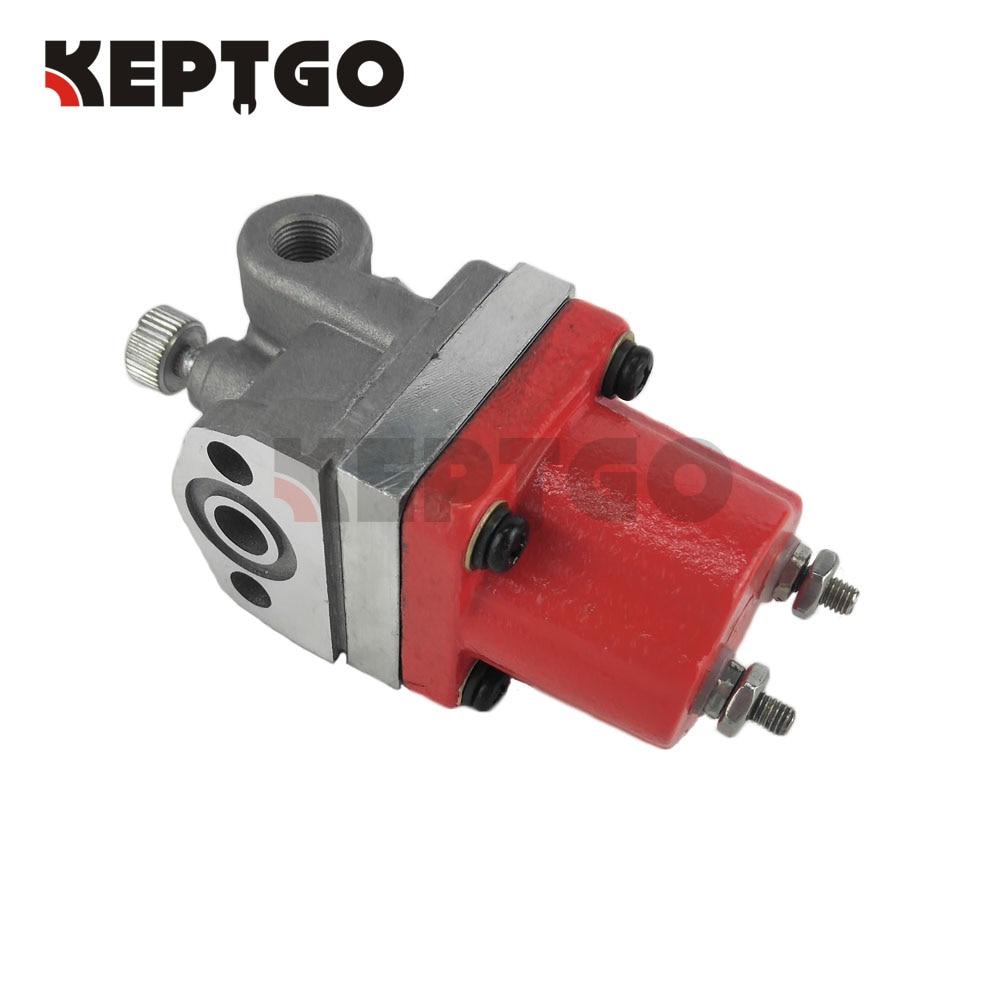 24v 3035344 Fuel Shutoff Solenoid Valve for Cummins NTA855 143795 3935362