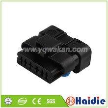 Frete grátis 2 sets 6pin conector FCI auto cablagem cabo elétrico selado à prova d' água 211PC069S0149