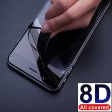 Membrane de protection d'écran de téléphone portable couverture complète claire pour Infini X606 9 H Film de verre trempé