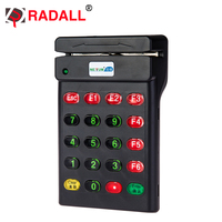 Free Shipping! RD 700 USB MSR Card Reader with 2Track Magnetic Card Reader POS card Reader of POS system