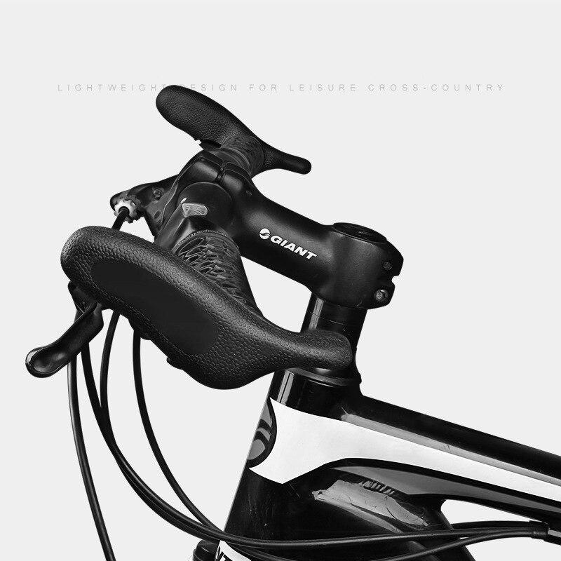 US Bicycle Cycling MTB Auxiliary Handlebar Horn Bar End Mountain Bike Vice Bar