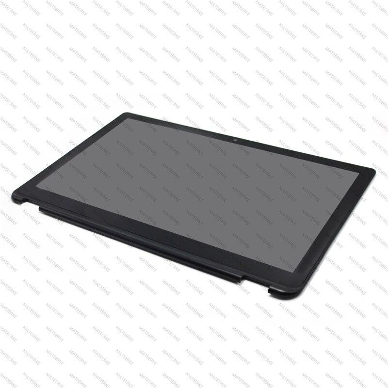 Écran LCD complet écran tactile verre numériseur assemblée + lunette pour Toshiba Satellite rayon P55W-B série P55W-B5318 P55W-B5162