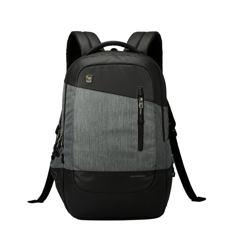 OIWAS 16.5inch laptop backpack for women Men Backpack school backpack Bag Business Travel bag water proof Drop Shipping oiwas 19 6l laptop business backpack lightweight water resistant travalling backpack solid color two colors for male