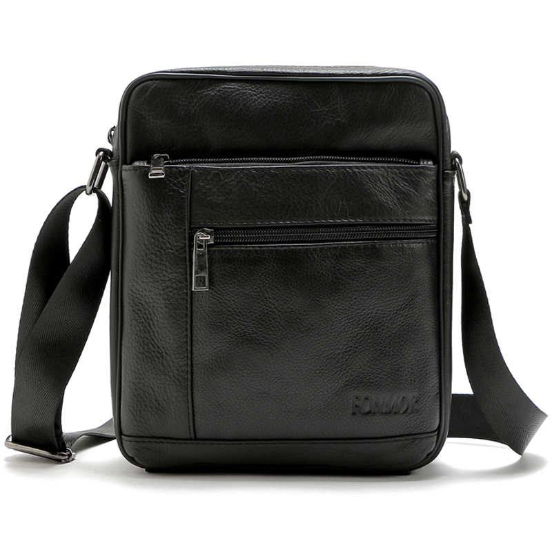 Brand 100% Genuine Leather Men's Crossbody Bag Casual Business Leather Mens Messenger Bag Vintage Men Bag new casual business leather mens messenger bag hot sell famous brand design leather men bag vintage fashion mens cross body bag