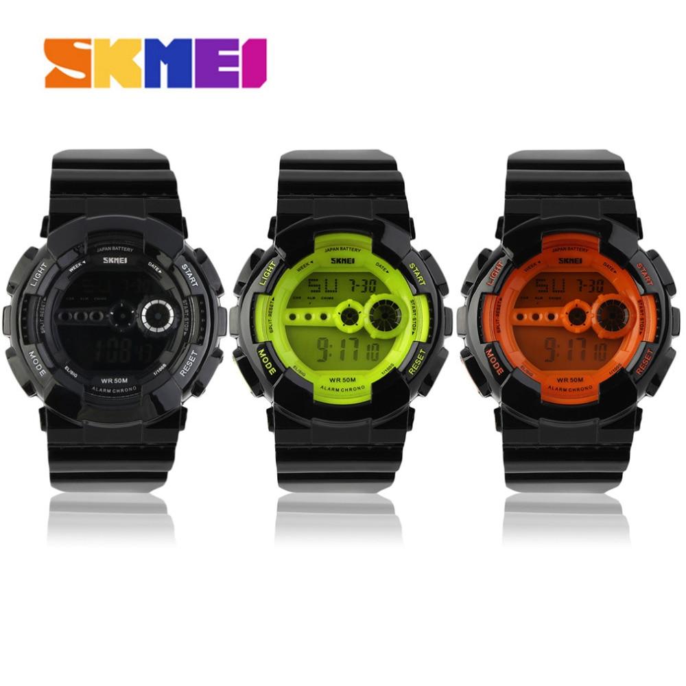 SKMEI Men s Army Military LED Digital Waterproof Sport Watch Top Luxury Brand Outdoor Sports Watches