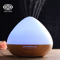 Warmtoo 400ml Air Humidifier WiFi Smart Diffuser Aroma Essential Oil Humidifier APP Voice Control With Alexa Google Home