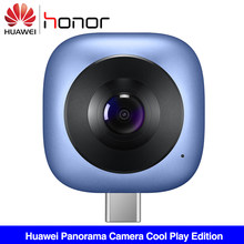 Huawei Envizion 360 Panoramic Camera Coolplay CV60 Lens HD 3D Live Motion Camera 360 Degree Android Wide Angle Phone External(China)