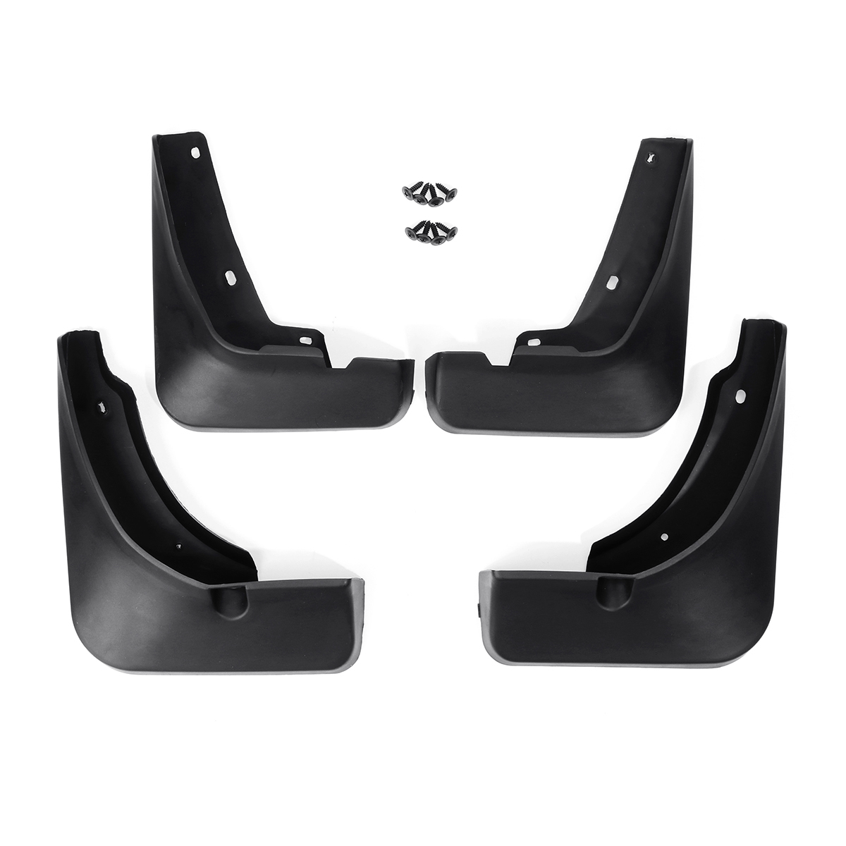 Car Mud Flaps Front Rear Mudguards Splash Guards for Fender Mudflaps For Geely Boyue Atlas NL3 Emgrand X7 Sport 2016-2019