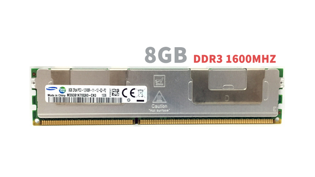 Samsung Серверная память 4 ГБ 8 ГБ оперативной памяти, 16 Гб встроенной памяти, DDR3 PC3 1066 МГц 1333 МГц 1600 МГц 1866 МГц 8 г 16 г 10600R 12800R 14900R ECC REG 1600 1866 Оператив... 3