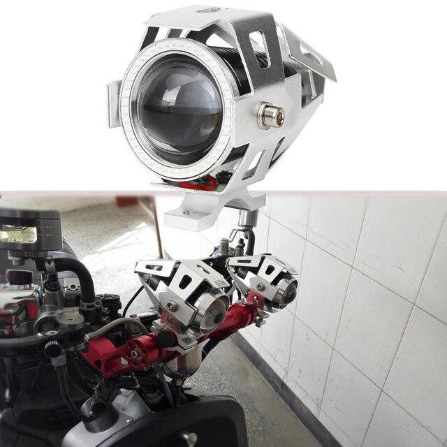 Ironwalls U7 Motorfiets LED Verlichting Rijden Fog Spot Motor ...