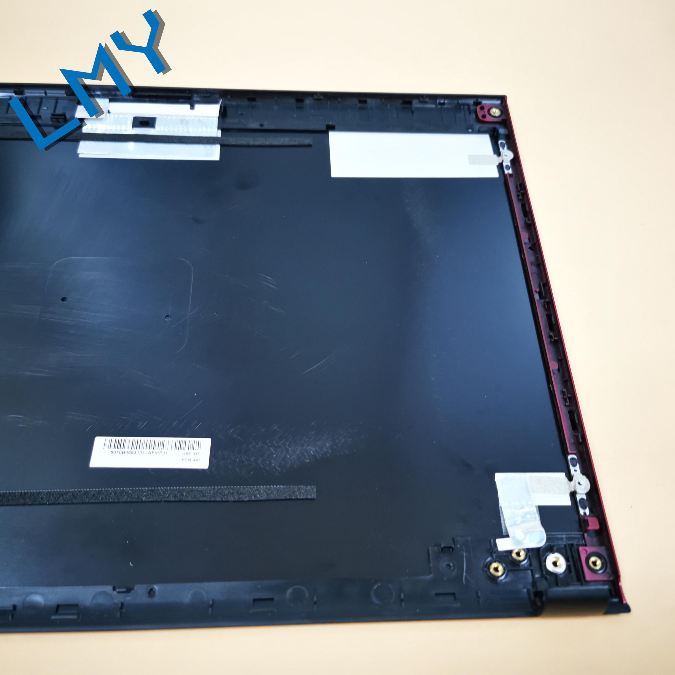Nouvelle coque d'origine pour ordinateur portable Fujitsu U536 UH554 housse arrière pour ordinateur portable LCD noir 6070B0693101 - 4