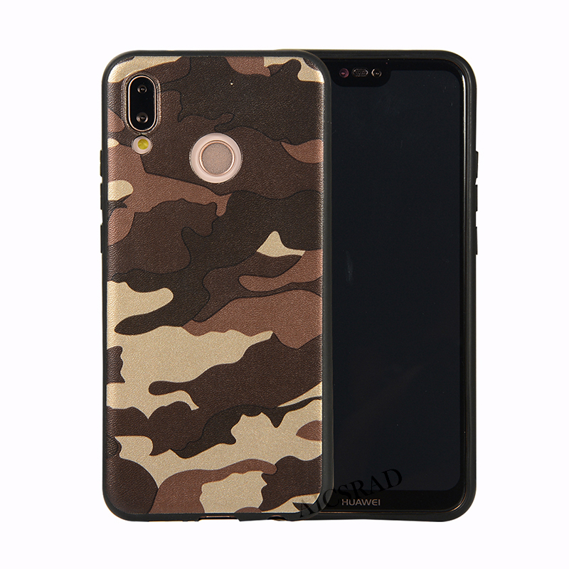 Army Camouflage Silicone Case For Huawei P30 Pro P20 P10 Mate 20 10 Lite Y5 Y6 Y7 Prime 2018 Honor 7A 7C Pro P Smart Soft Cover