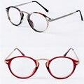 2016 mais recente Ultra luz à prova de óculos de miopia ou presbiopia óculos azul computador óculos óculos de acabamento retro