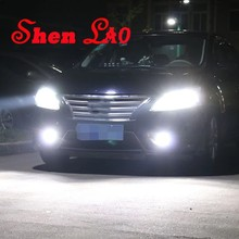 ShenLao COB Driving Daytime Bulbs Car Headlights Fog Lights for Chevrolet CRUZE