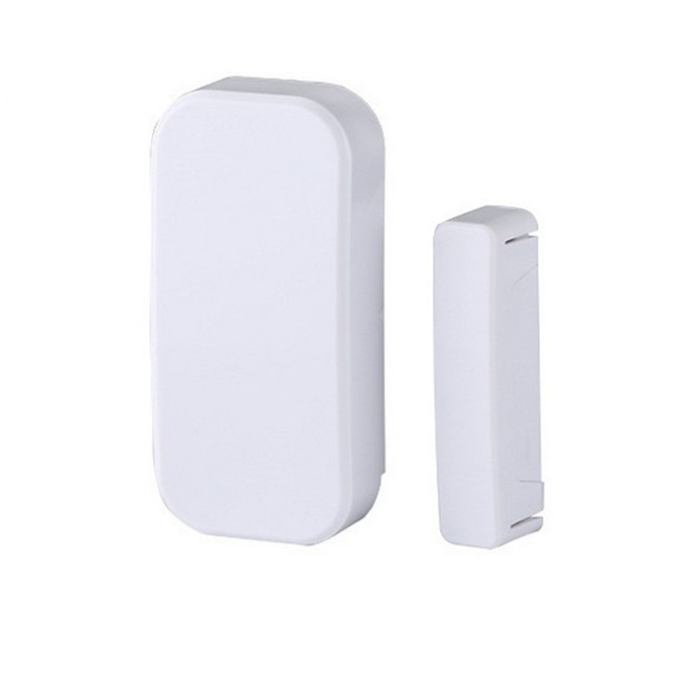 OWGYML 433MHz Wireless Door Sensor Alarm Window Door Entry Anti Thief Detector Sensor For Wireless Home Security Alarm System 1pc wireless door window burglar alarm with magnetic sensor door entry anti thief home alarm system security device wholesale
