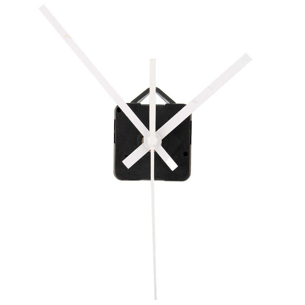 Кварцевые настенные часы с механическим ходом запасные части комплект белый длинный вал