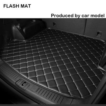 Car trunk mat for bmw g30 bmw e90 f10 f01 f25 f30 f45 x1 x3 f25 x5 f15 e30 e34 e60 e65 e70 e83 320i Car accessories