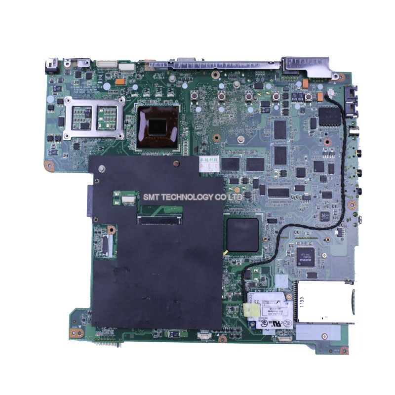 G1S Laptop motherboard for asus G1S mainboard DDR2 Non-Integrated, fully tested asus g31m s support ddr2 775 pin integrated small board g31m g31 motherboard