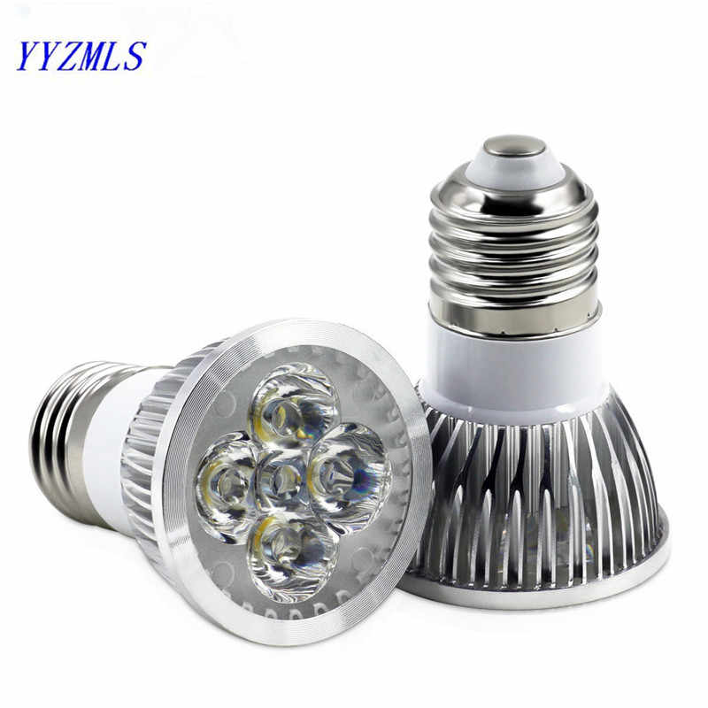Free shpping 9W 12W 15W led Spot Light high power Bulb E27 Cool White/Warm White dimmable 220V 110V lamp Light free shipping