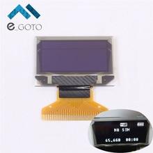 0.96 дюймов 128×64 белый OLED Дисплей 12864 ЖК-дисплей Экран доска 0.96 «ssd1306 пассивный Матрица для Arduino
