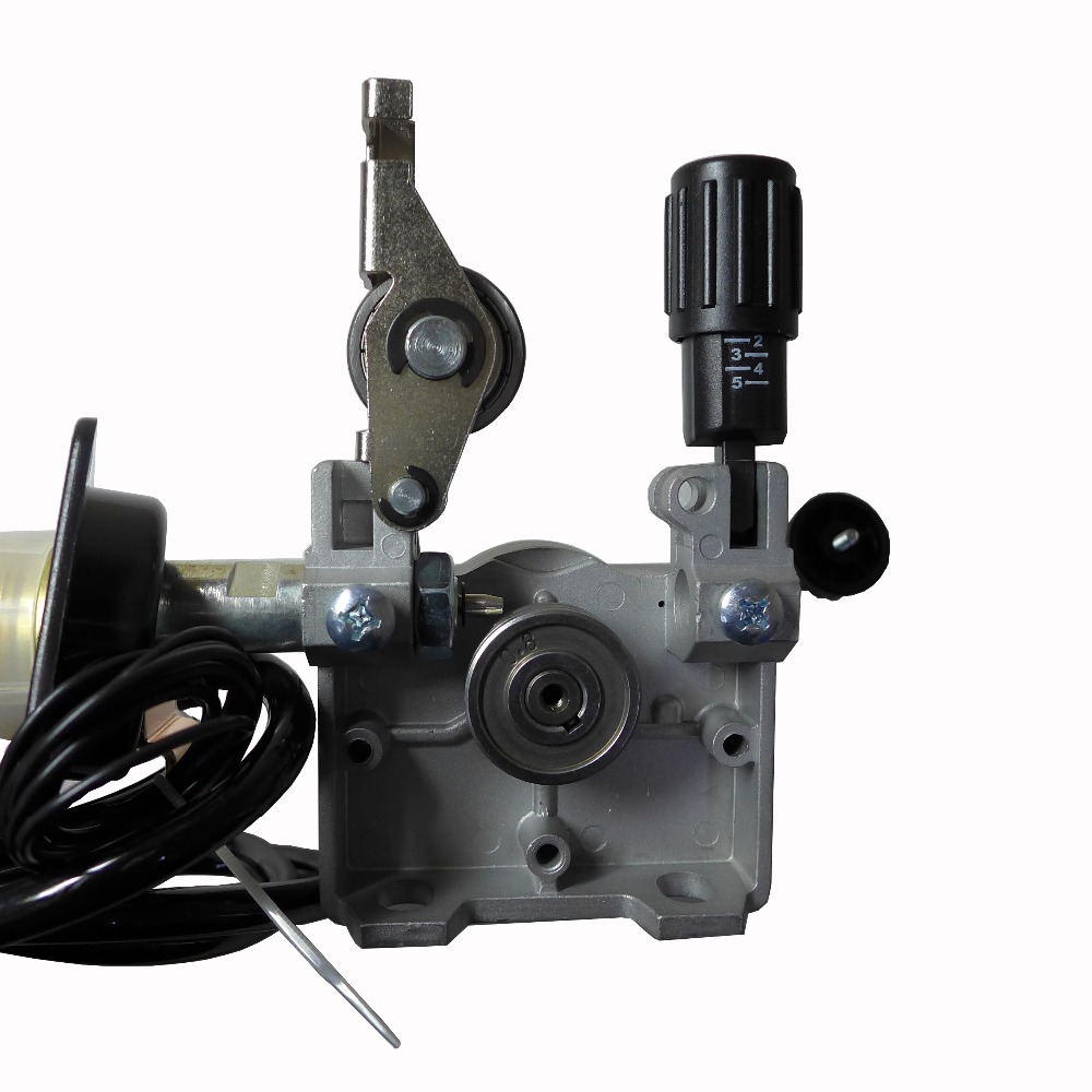 LRS Feeder Machine ZY775 Wire Euro 775S Wire 24V Connector MAG Welding Motor Feed Welder Assembly MIG