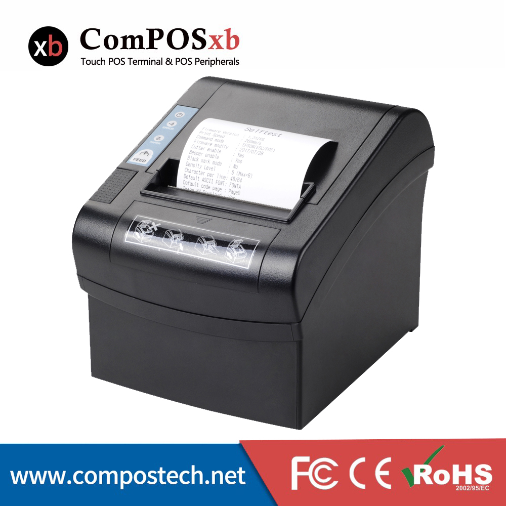 80mm WiFi POS Thermal USB Interface Receipt Printer EPOS80260