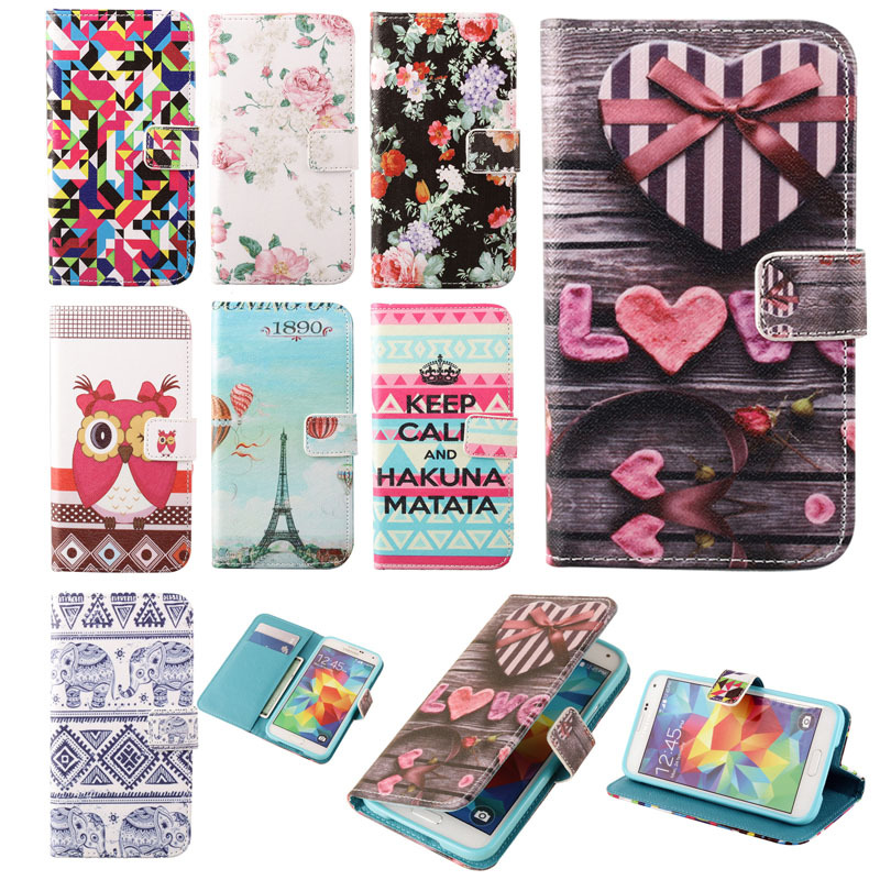 For Cover LG G2 Case Luxury Retro Wallet Leather Flip Case For LG D802 G2 Stand Book Case Cover With Card Slot Holder Housing