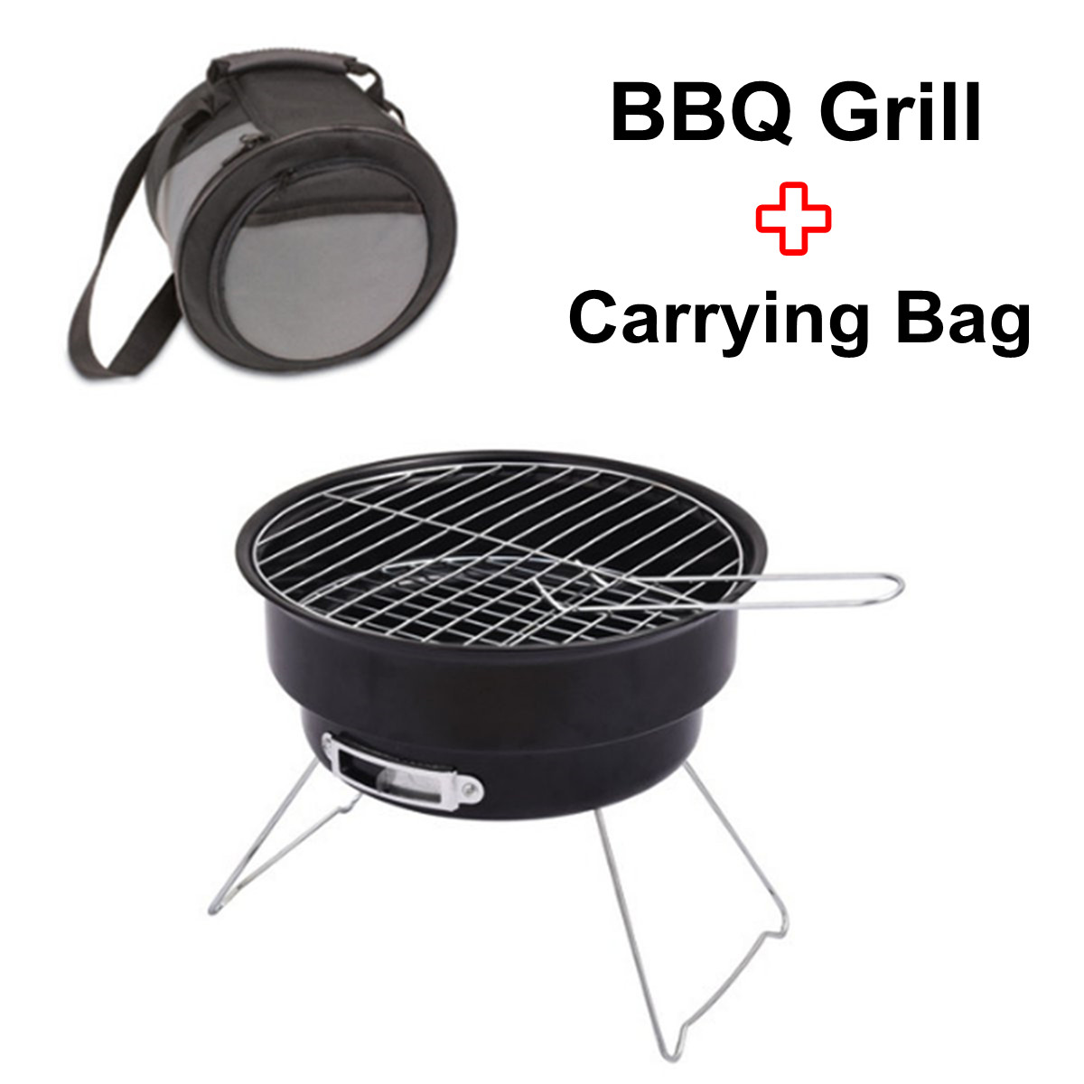 Foldable Charcoal Bbq Grill Mini