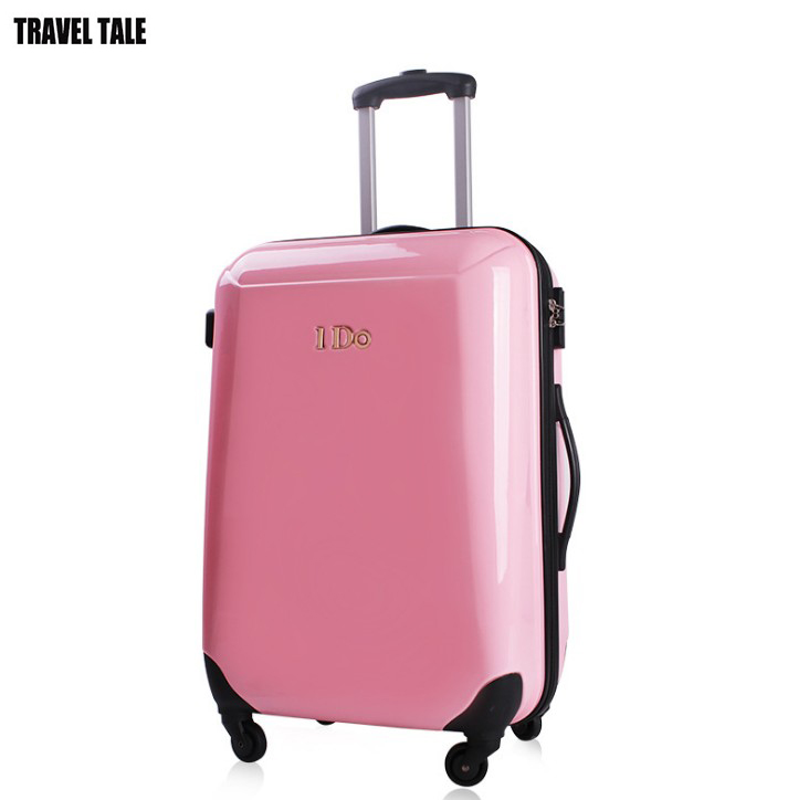 Popular Red Spinner Luggage-Buy Cheap Red Spinner Luggage lots ...