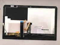 11.6 ''Full Display Assembléia fit for Lenovo ThinkPad Helix X1 Laptop Tela LCD de Toque Digitador 04X0374 00HM806