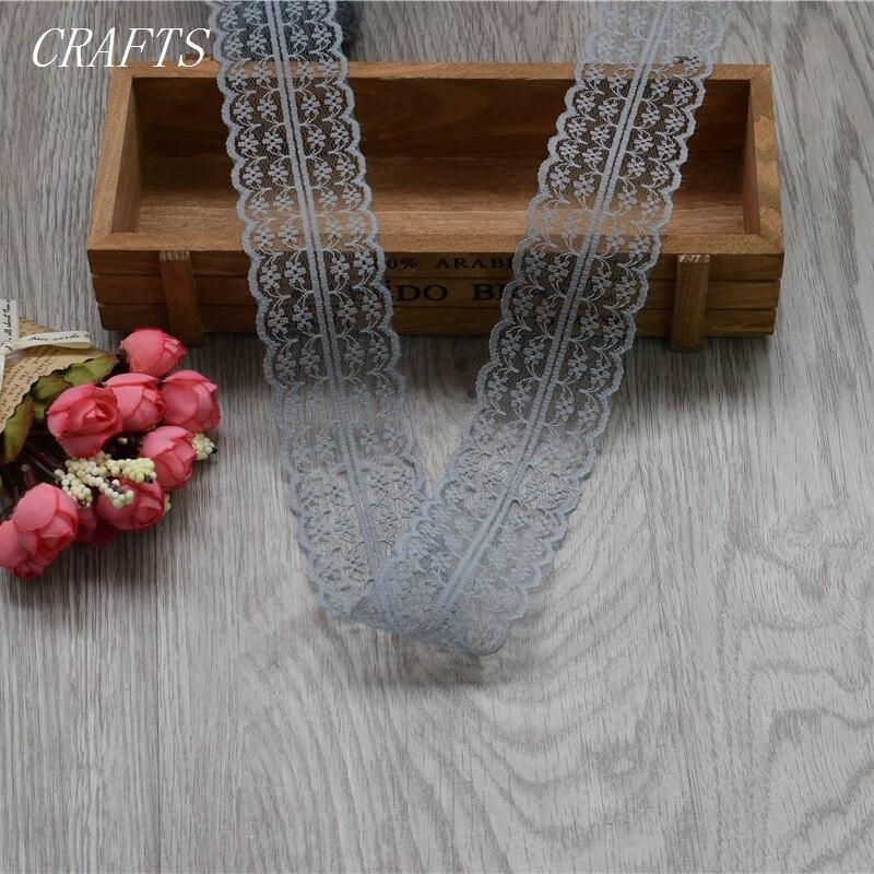 HTB1E0LMbAfb uJkSnfoq6z epXaQ New! 10 yards of beautiful lace ribbon, 4.5 cm wide, DIY Clothing / Accessories / floral accessories, etc.