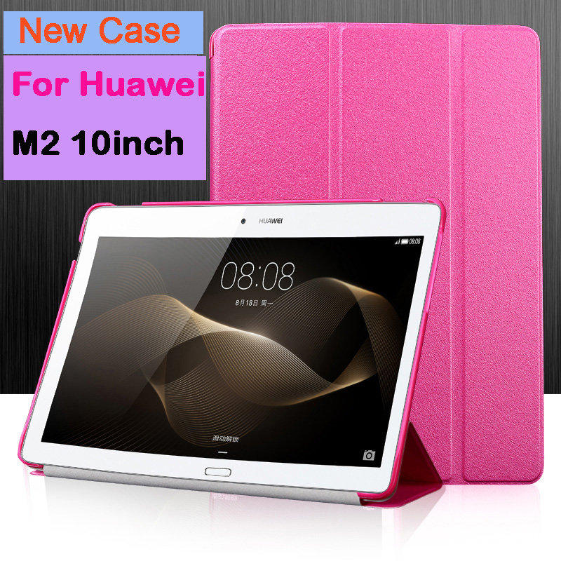 Tablet PC Case For Huawei MediaPad M2 10.0 A01W M2-A01W A01L M2-A01L 10.0 Ultra Slim Cover Case for Huawei M2 10inch image