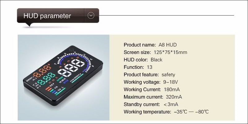 China heads display hud Suppliers