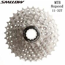 SUNSHINE-SZ 8 Speed 11-32T MTB Mountain Bike Cassette 8s 24s 32t Bicycle Freewheel Compatible for parts M410 M360 M310  Tourney shimano altus m310 3x8 speed 24s groupset mtb bike bicycle crank derailleur shifter cassette chain 7pcs