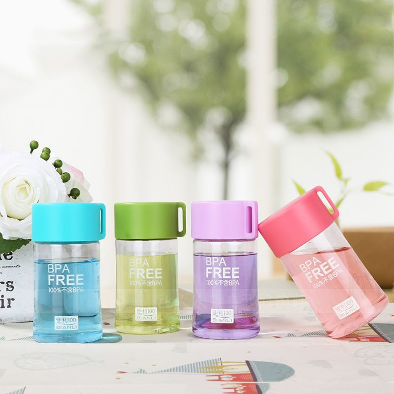 VFGTERTE 150Ml Water Bottle Mini Cute Drinking Bottle For Children Kids Portable Leakproof Small Water Sport Bottle with Rope-in Water Bottles from Home & Garden on AliExpress