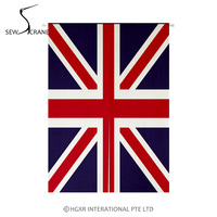 SewCrane UK Flag Union Jack Home Restaurant Door Curtain Noren Doorway Room Divider
