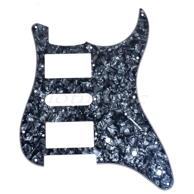 Guitar Pickguard 3 Ply For Fender ST Strat Replacement H/S/H ...