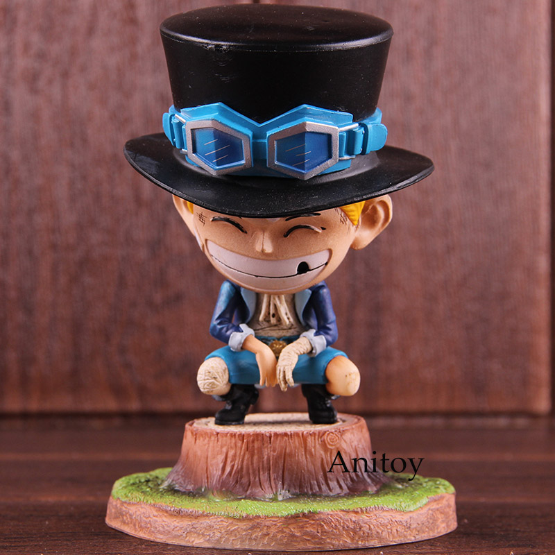 Anime One Piece Sabo Figure PVC Onepiece Action Figures Collectible Model Toy 1