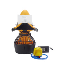 New Arrivals Diving equipment sea scooter Dual Speed Water propeller Diving Under Water scooter Time limited sale