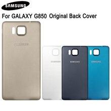 Original Back Cover Cases for Samsung GALAXY Alpha G850Y G850K G8509V G850A G850F G850S G850 Back Glass Case Housing Backshell стоимость