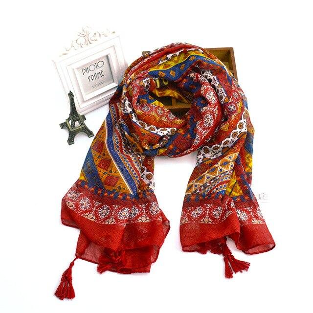 2016 hot sale new fashion woman Scarf Plaid scarves tassel Printed Women Brand Wraps Winter autumn ladies shawls free shipping