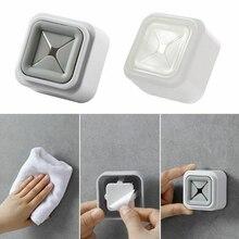 Настенный самоклеящийся тканевый держатель для чайных полотенец, многофункциональный держатель для полотенец в скандинавском минималистическом стиле