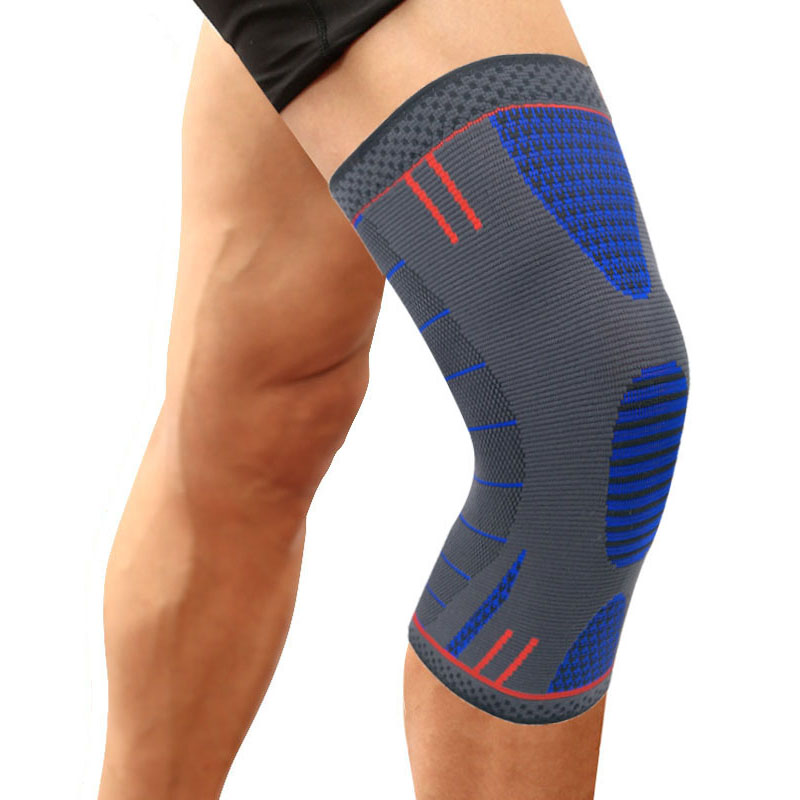 CAMEWIN 2 PCS Knee Protector Compression Sleeve Support for Running,Jogging,Sports,Joint Pain Relief,Arthritis & Injury Recovery camewin 1 pcs knee brace knee support for running arthritis meniscus tear sports joint pain relief and injury recovery